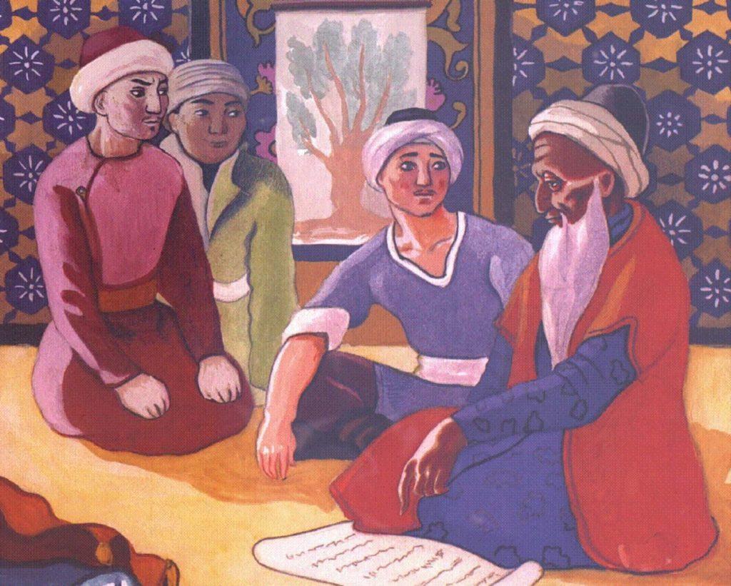 aristan-bab-ustazi