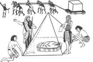 Ежелгі Мысыр пирамидалары